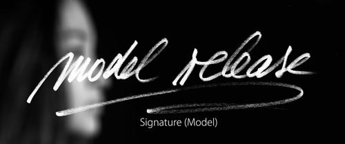 Firma modelo